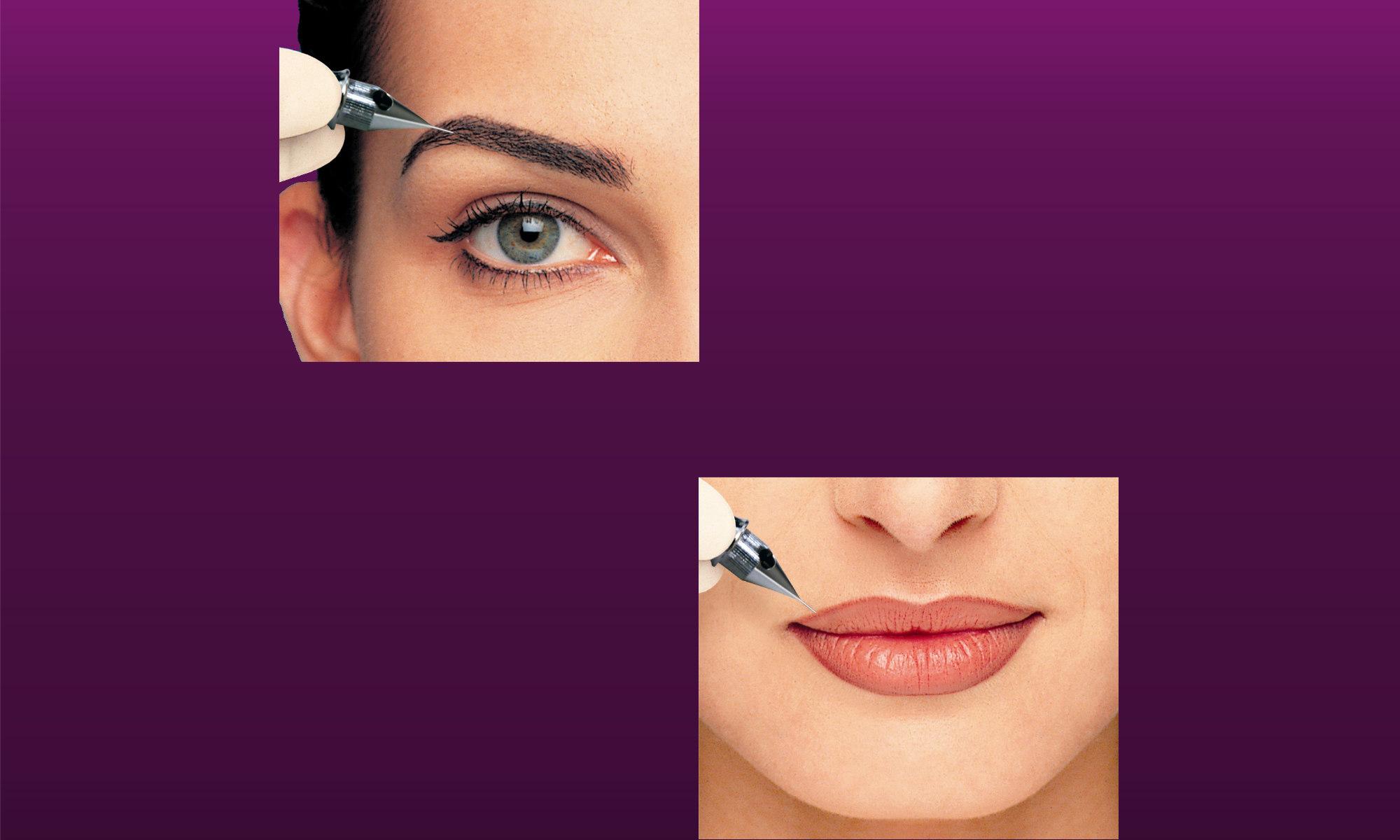 Permanent Makeup / Contour Makeup